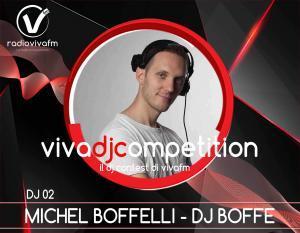 MICHEL BOFFELLI - DJ BOFFE